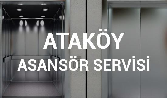 Ataköy Asansör Servisi