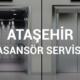 Ataşehir Asansör Servisi