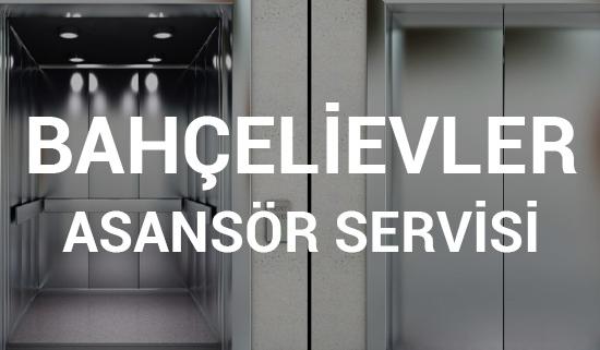 Bahçelievler Asansör Servisi