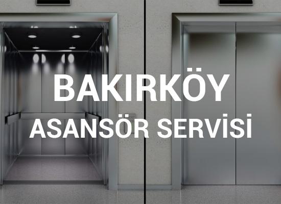 Bakırköy Asansör Servisi