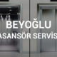 Beyoğlu Asansör Servisi