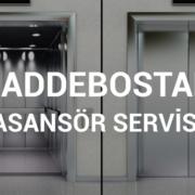 Caddebostan Asansör Servisi