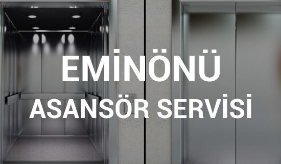 Eminönü Asansör Servisi