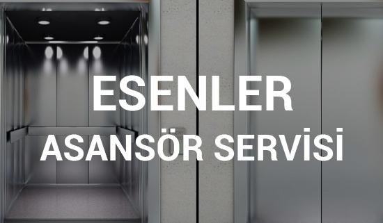 Esenler Asansör Servisi