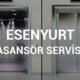 Esenyurt Asansör Servisi
