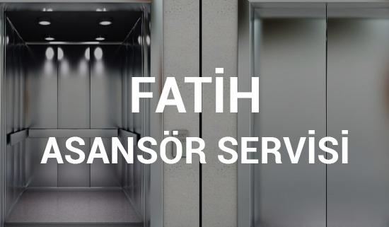Fatih Asansör Servisi