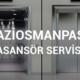 Gaziosmanpaşa Asansör Servisi