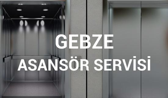 Gebze Asansör Servisi