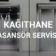 Kağıthane Asansör Servisi