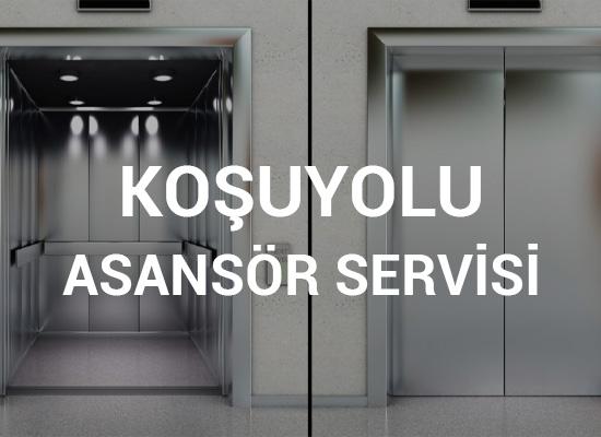 Koşuyolu Asansör Servisi