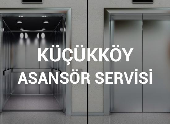 Küçükköy Asansör Servisi