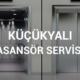 Küçükyalı Asansör Servisi
