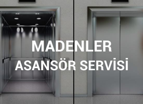 Madenler Asansör Servisi