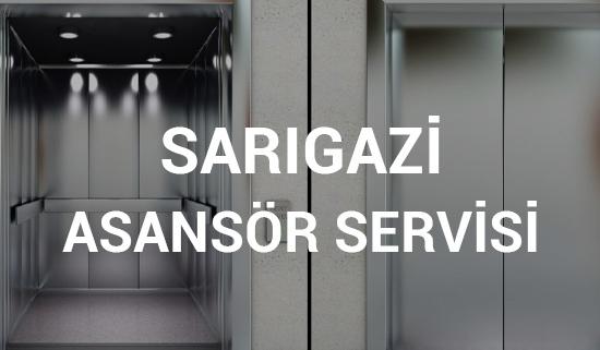 Sarıgazi Asansör Servisi