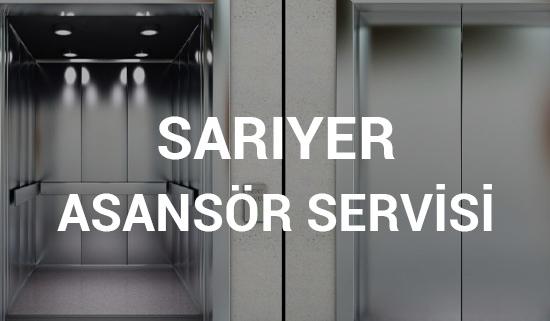 Sarıyer Asansör Servisi