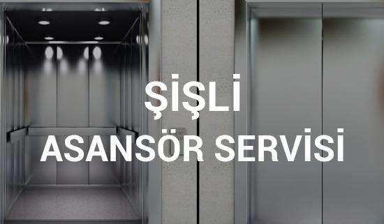 Şişli Asansör Servisi