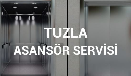 Tuzla Asansör Servisi