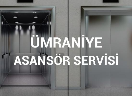 Ümraniye Asansör Servisi